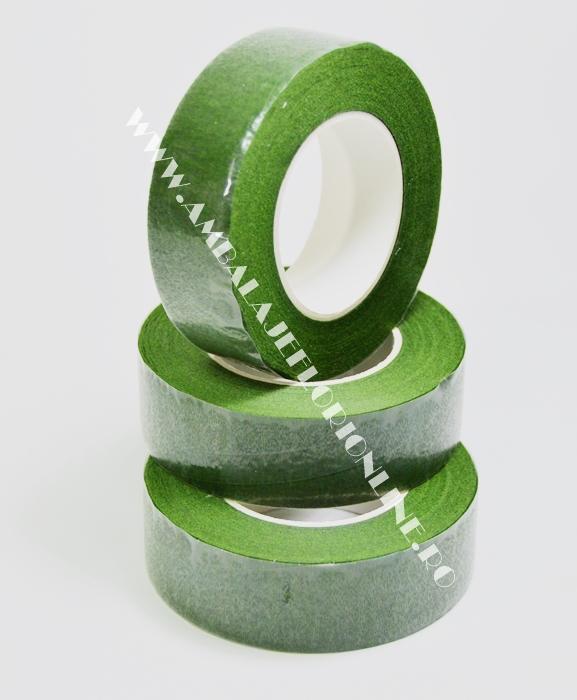 Ambalaje Flori ONLINE vinde Banda Verde Mare la pretul de 9.9 lei