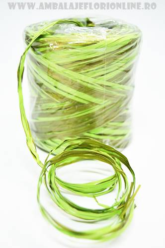 Rafie kaki cu verde