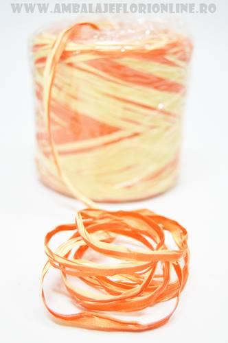 Rafie portocaliu cu crem