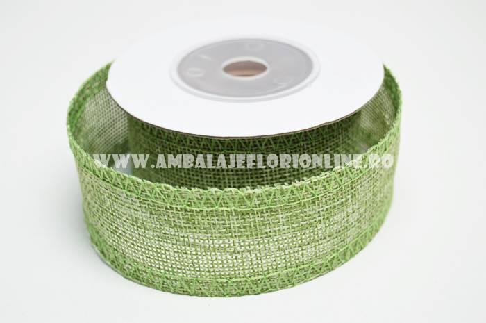 Rola Plasa Sac Verde