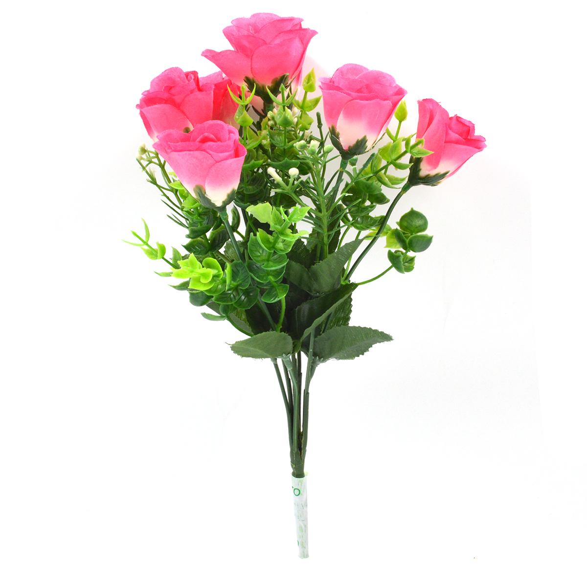 Flori Mini Buchet 7 Trandafiri Siclam