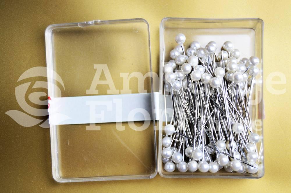 Ace 4mm x 3.8cm 100 buc Alb