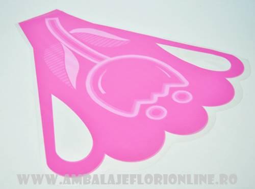 Ambalaj lalea roz