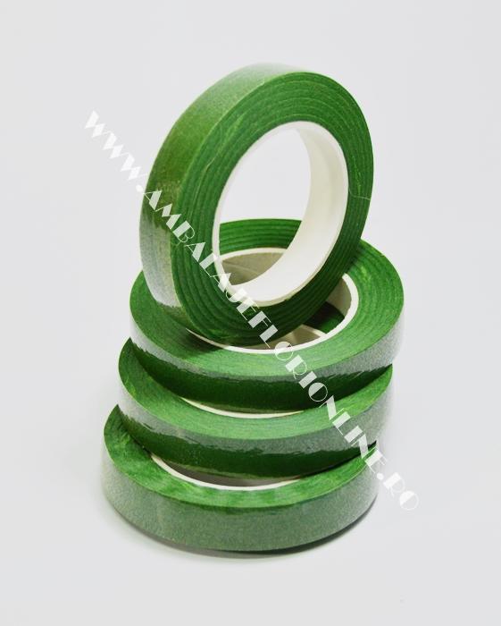 Ambalaje Flori ONLINE vinde Banda Verde Mica la pretul de 4.9 lei