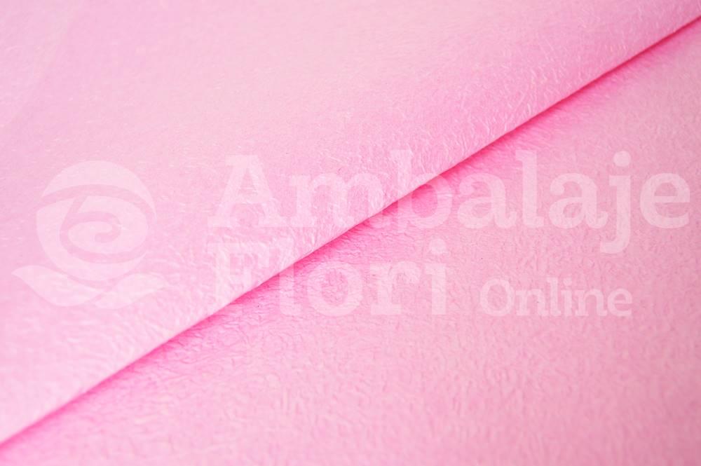Ambalaje Flori ONLINE vinde Hartie cerata roz la pretul de 4.99 lei