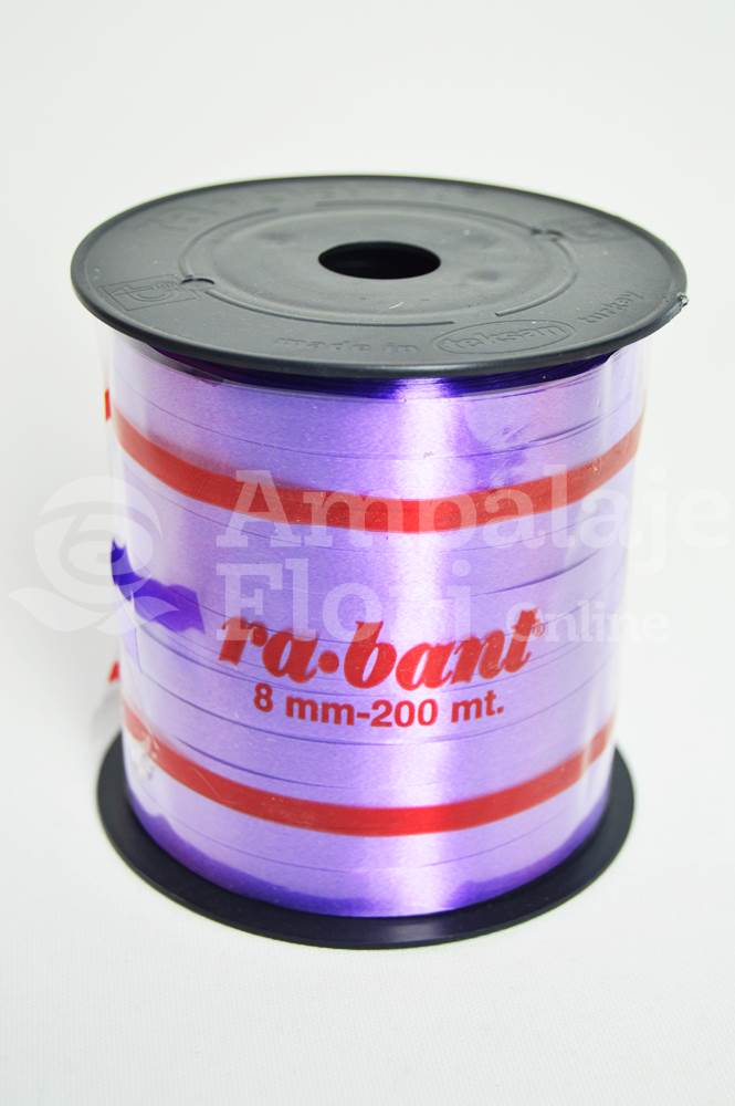 Ambalaje Flori ONLINE vinde Rola Rabant Mov la pretul de 3.9 lei