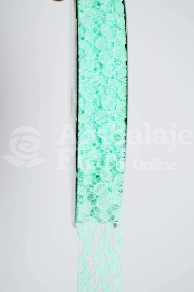 Rola Dantela Breeze 2cm - Mint