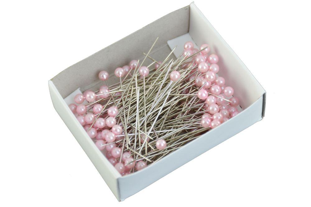 Ambalaje Flori ONLINE vinde Ace 4mm x 4cm 144 buc Roz Pal la pretul de 9.9 lei