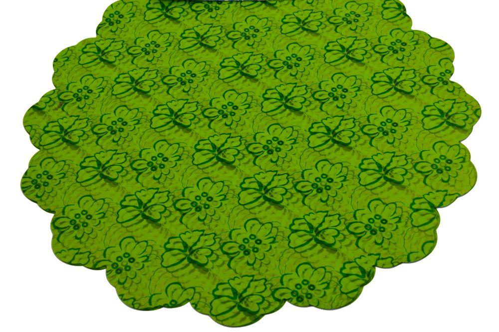 Celofan Rotund 50CM Flori Verde