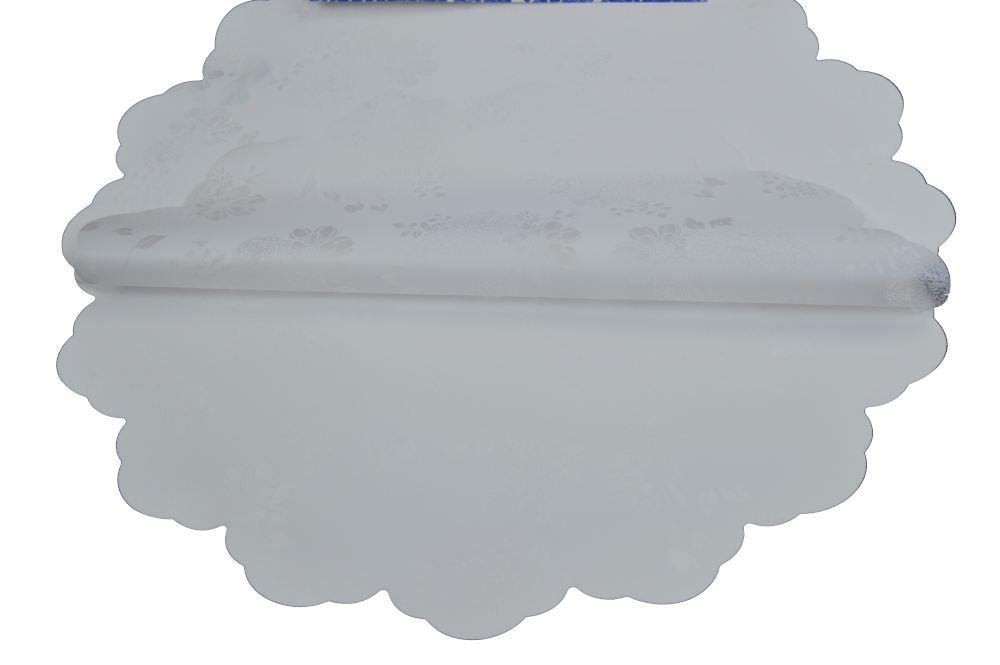 Celofan Rotund 50CM PIW Alb