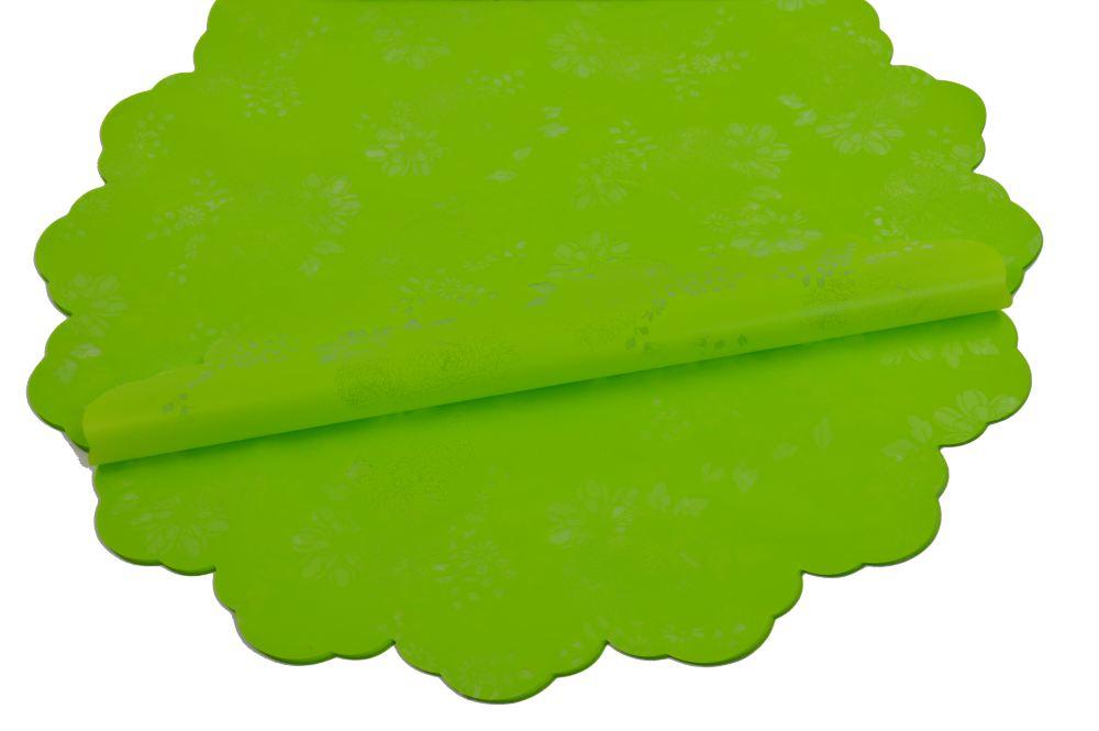 Celofan Rotund 50CM PIW Verde Deschis