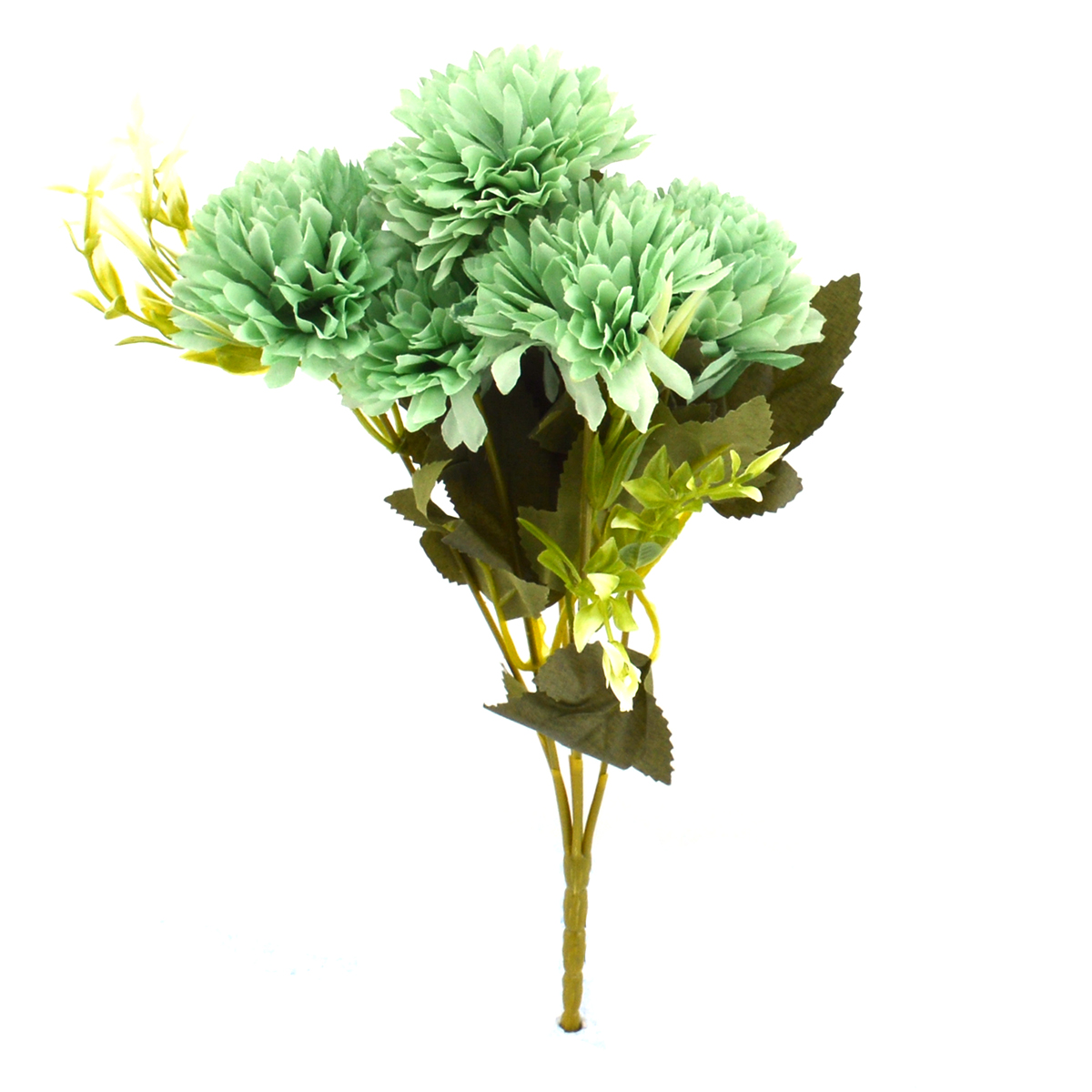 Buchet 6 Crizanteme - Menta
