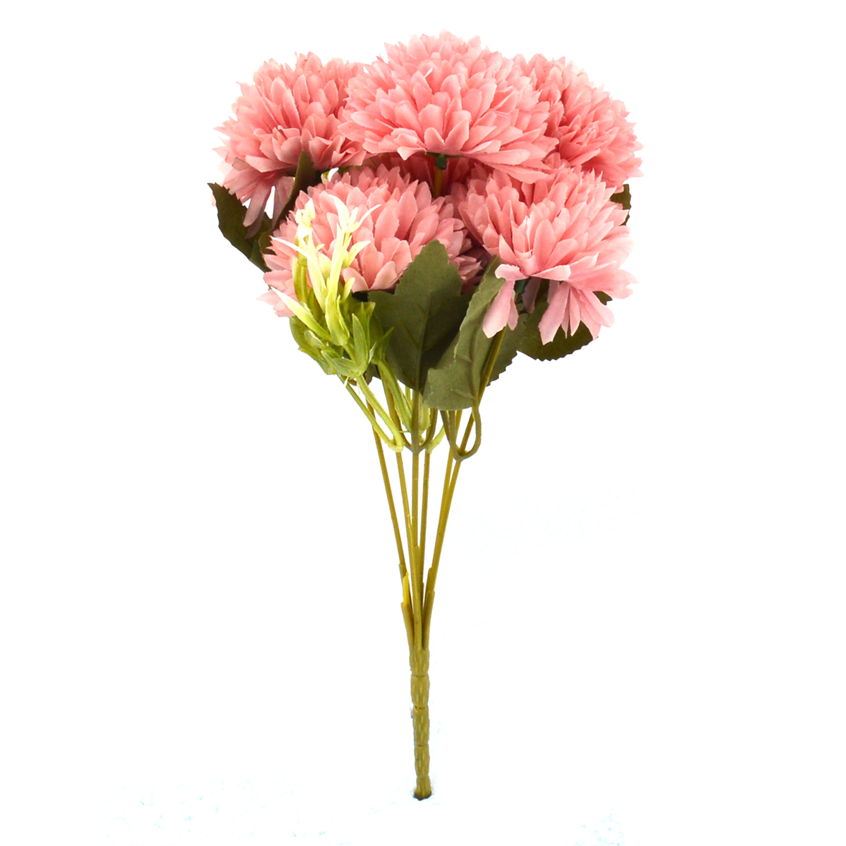 Buchet 6 Crizanteme - Roz