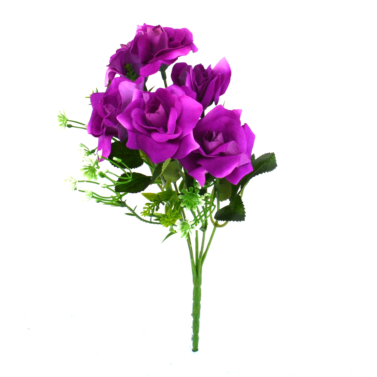 Buchet Mini 6 Trandafiri Siclam