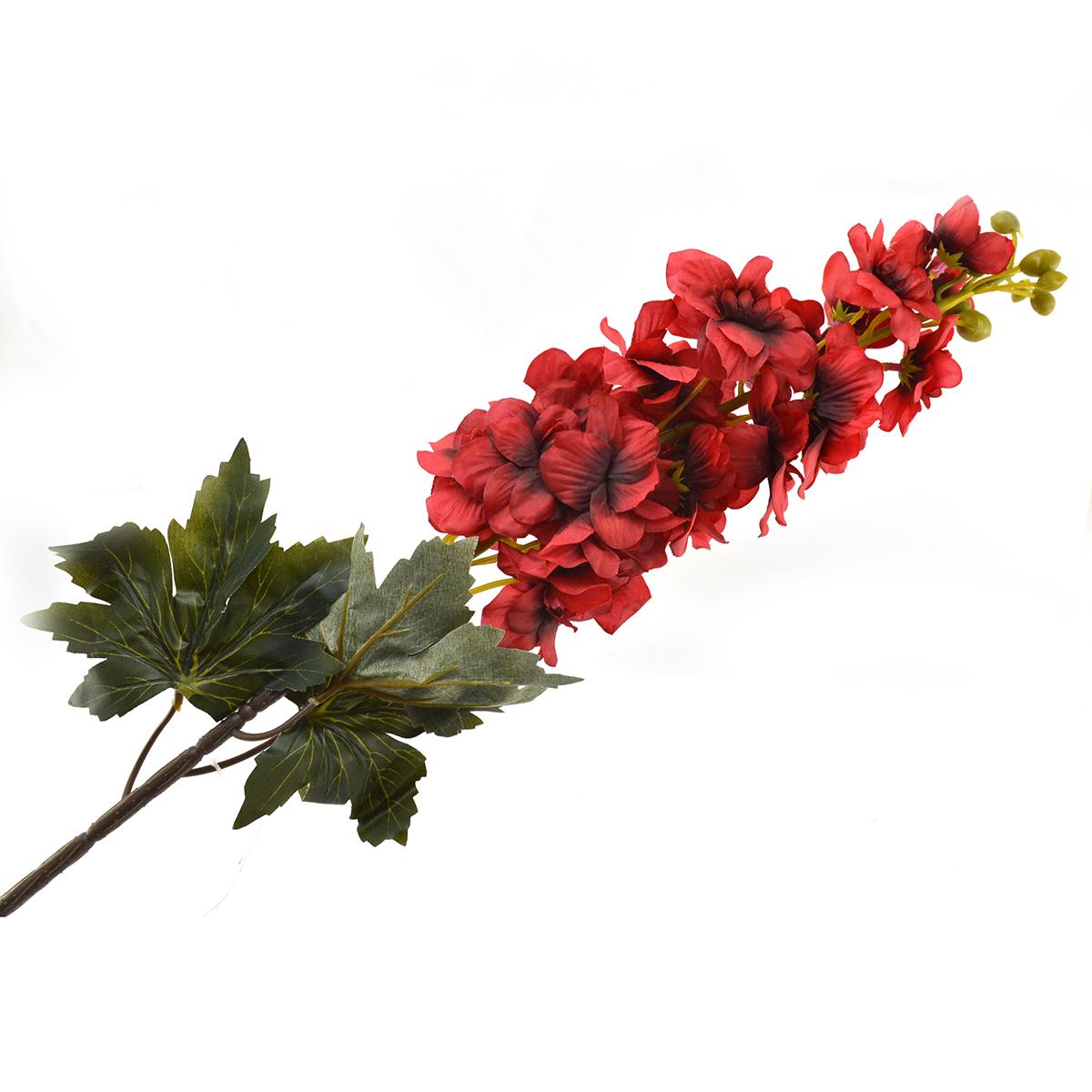 Delphinium rosu