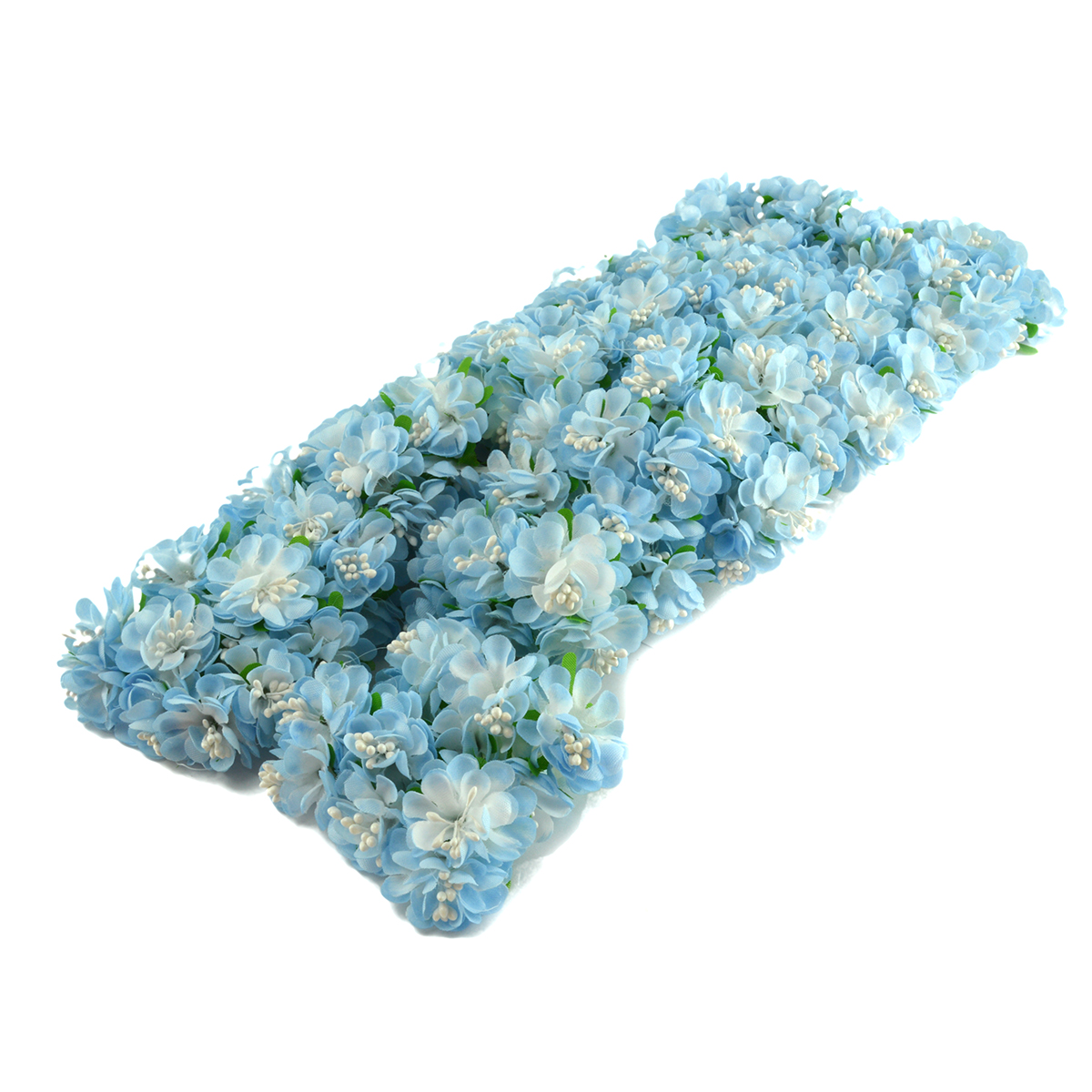 Set 144buc mini crizanteme cu pistil, bleo - ambalaje si accesorii florale
