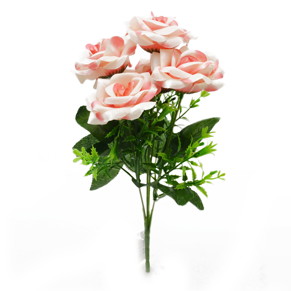 Buchet 5 trandafiri Rhodos frez alb