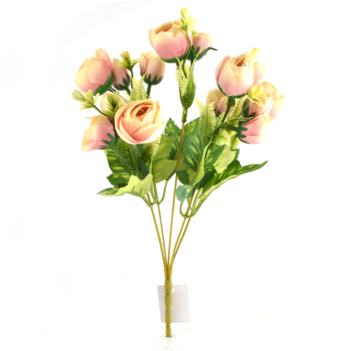 Buchet ranunculus crem lila