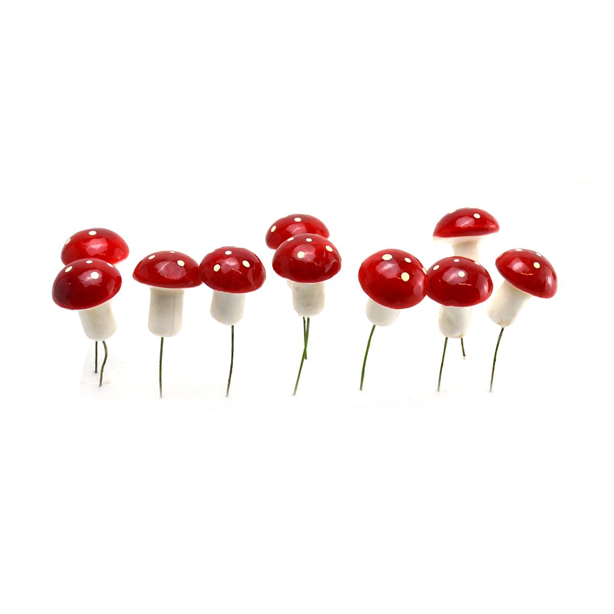 Set 10 ciupercute cu sarma