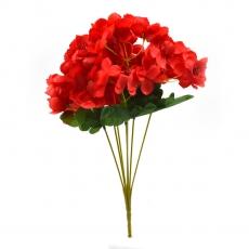Buchet blossom rosu
