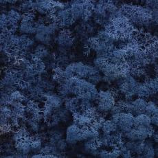 Licheni natural 500gr albastru classic