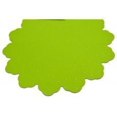 Celofan Rotund 40CM Buline Verde Deschis