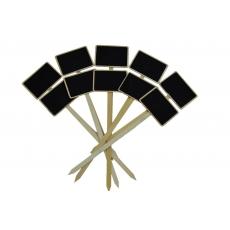 Tablita Neagra pe Bat - Set 10 bucati C21-135
