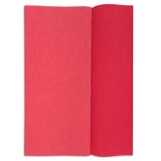 Hartie creponata Gloria Doublette capsuna-roz lalea, cod 3310
