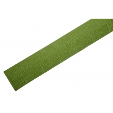 Hartie Creponata Floristica - Verde Masliniu - cod 622