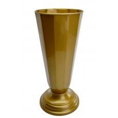 Vaza Flori Aurie - diametru 15cm