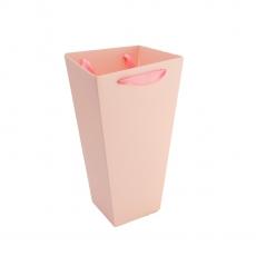 Cutie Carton Tip Sacosa Mare Roz
