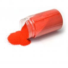 Nisip ornamental rosu corai