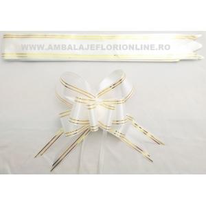 Ambalaje Flori ONLINE vinde Funda Rapida 5CM Alba la pretul de 5.99 lei