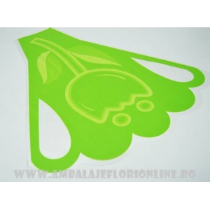 Ambalaj lalea verde
