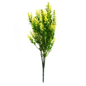 Buchet WildLavander Galben - ambalaje si accesorii florale