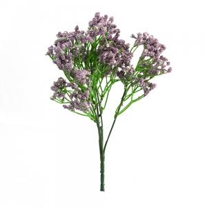 Buchet Raspberry, 360 muguri, alb-siclam - ambalaje si accesorii florale