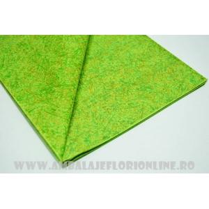 Celofan Model Ate Verde
