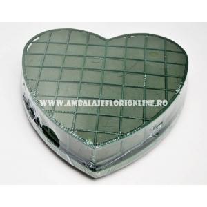Ambalaje Flori ONLINE vinde Burete Inima cu Ventuze Mica la pretul de 10.99 lei