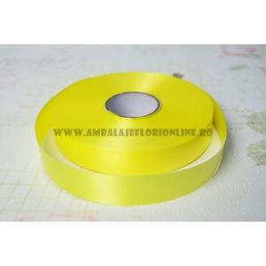 Ambalaje Flori ONLINE vinde Rola 2CM simpla galben la pretul de 2.99 lei