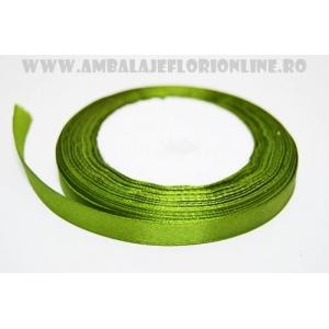 Rola Satin 0.9cm Verde