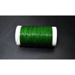 Sarma bobina decorativa verde - ambalaje si accesorii florale