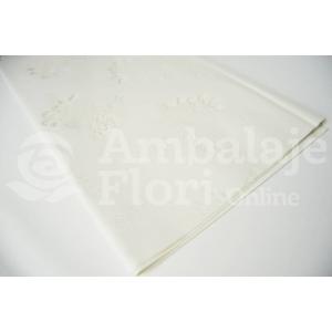 Ambalaje Flori ONLINE vinde Celofan Color Piwo Alb la pretul de 9.99 lei