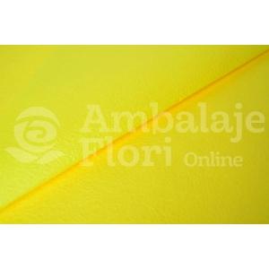 Ambalaje Flori ONLINE vinde Hartie cerata galbena - 20 coli la pretul de 9.99 lei