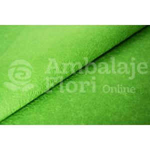 Ambalaje Flori ONLINE vinde Hartie cerata verde deschis - 20 coli la pretul de 9.99 lei
