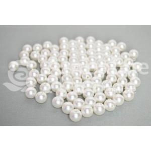 Ambalaje Flori ONLINE vinde Perle Color Albe la pretul de 5.9 lei