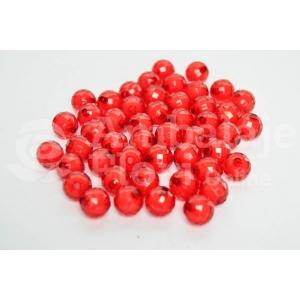 Ambalaje Flori ONLINE vinde Perle Color Disco Rosii la pretul de 4.9 lei