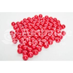 Ambalaje Flori ONLINE vinde Perle Color Rosii la pretul de 5.9 lei