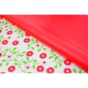 Ambalaje Flori ONLINE vinde Celofan 2 Fete Flori - Rosu la pretul de 19.99 lei