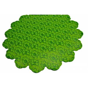 Celofan Rotund 60CM Flori Verde
