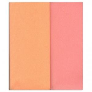 Hartie creponata Gloria Doublette somon - roze deschis, cod 3409